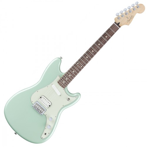 FENDER OFFSET DUO-SONIC HS SURF GREEN PF