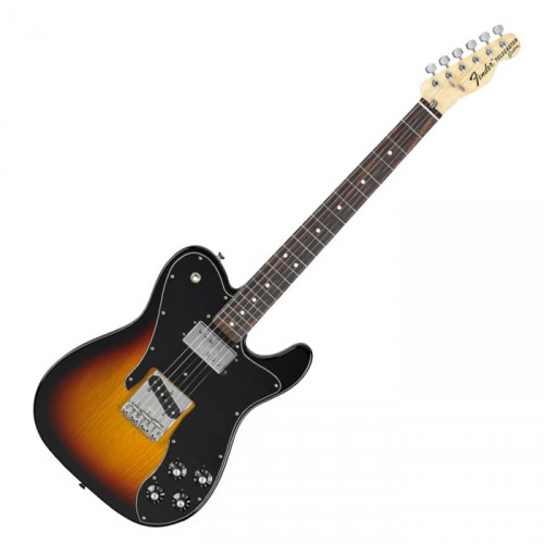 FENDER CLASSIC '72 TELECASTER CUSTOM 3-COLOR SUNBURST PF