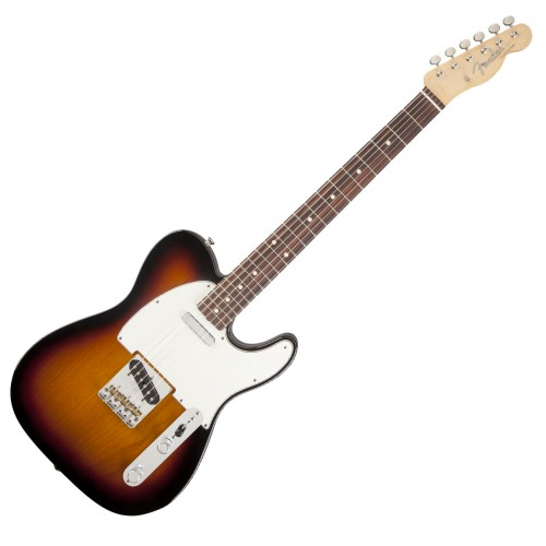 FENDER CLASSIC PLAYER BAJA TELECASTER '60S 3-COLOR SUNBURST PF