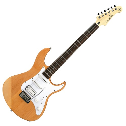 YAMAHA PACIFICA 112 YELLOW NATURAL SATIN
