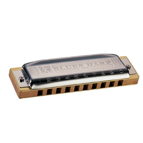 HOHNER MS BLUES HARP 532/20 G