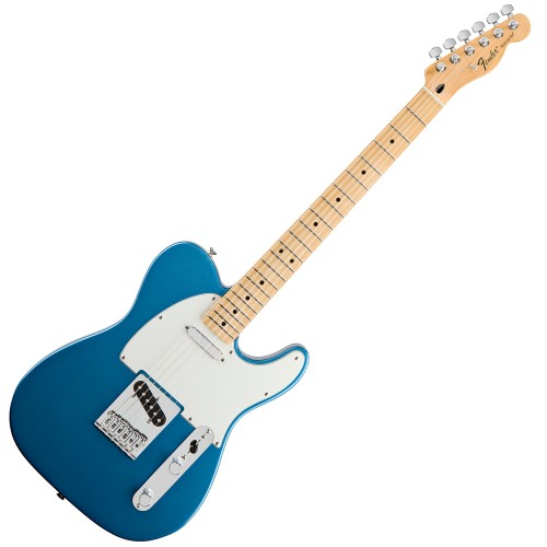 FENDER STANDARD TELECASTER LAKE PLACID BLUE MAPLE