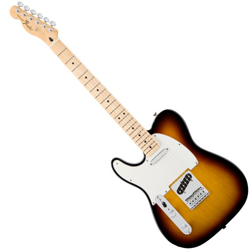 FENDER STANDARD TELECASTER BROWN SUNBURST MAPLE GAUCHER