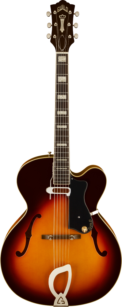 GUILD A 150 SAVOY ANTIQUE BURST