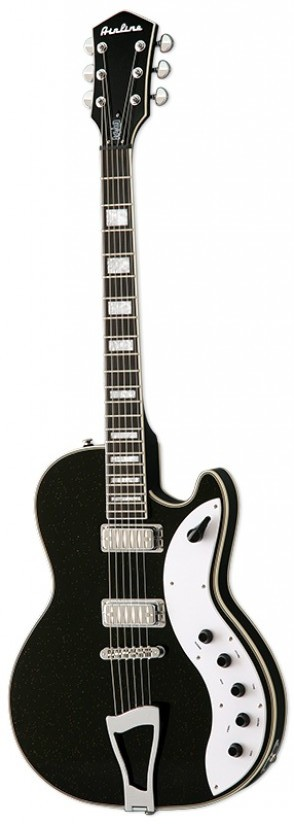 EASTWOOD AIRLINE JUPITER PRO METALLIC BLACK