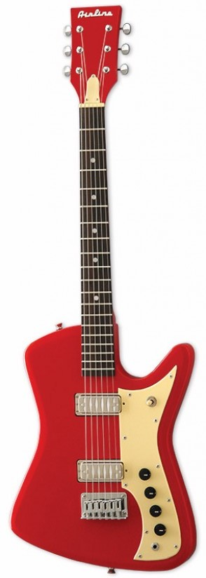 EASTWOOD AIRLINE BIGHORN RED