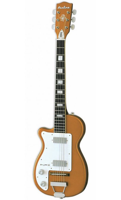EASTWOOD GAUCHER AIRLINE H44 DLX LH COPPER