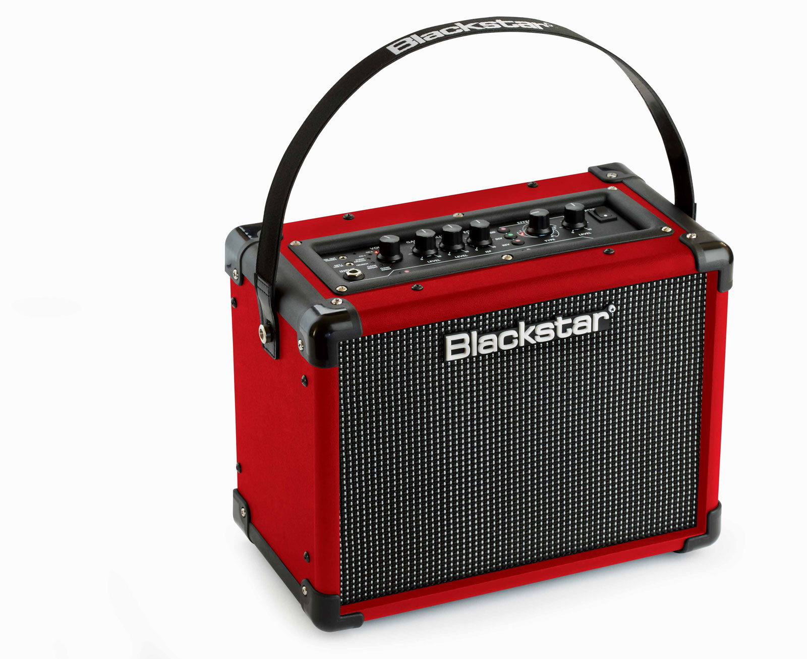 Blackstar Id Core Stereo 10 W Red
