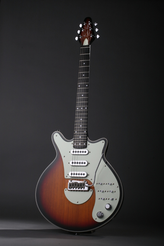 Brian May Sunburst Special + Housse