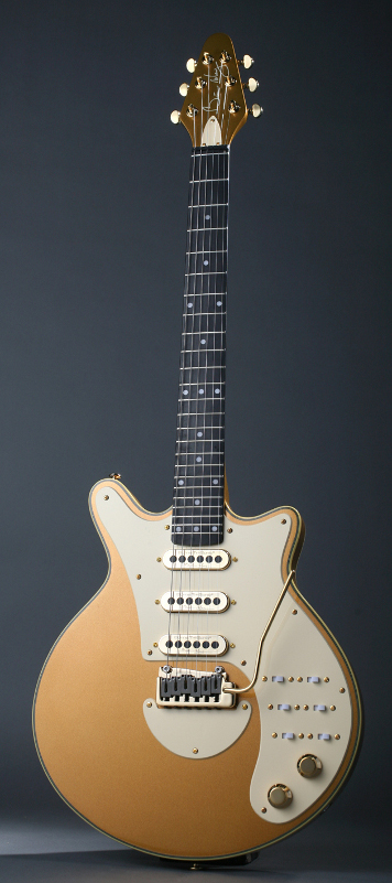 Brian May Gold Special + Housse