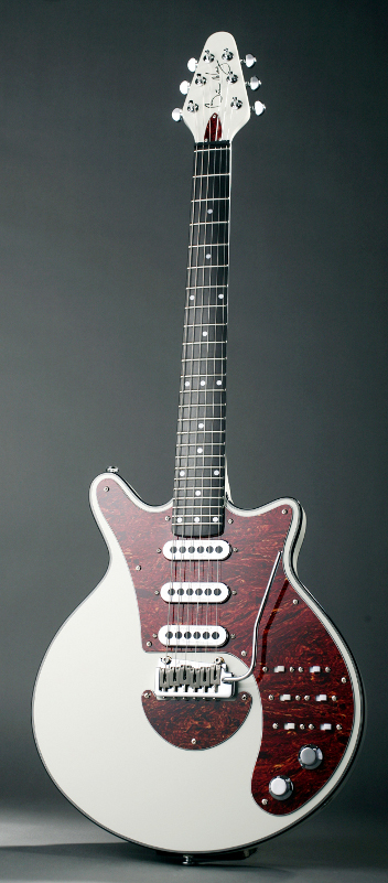 Brian May White Special + Housse