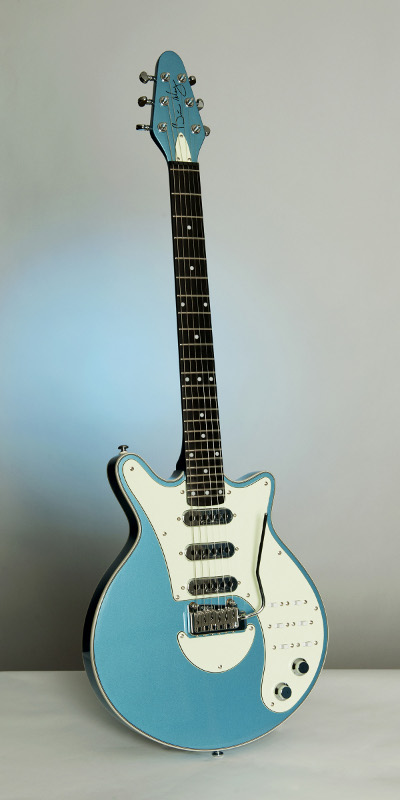 Brian May Special Blue Windermere + Housse