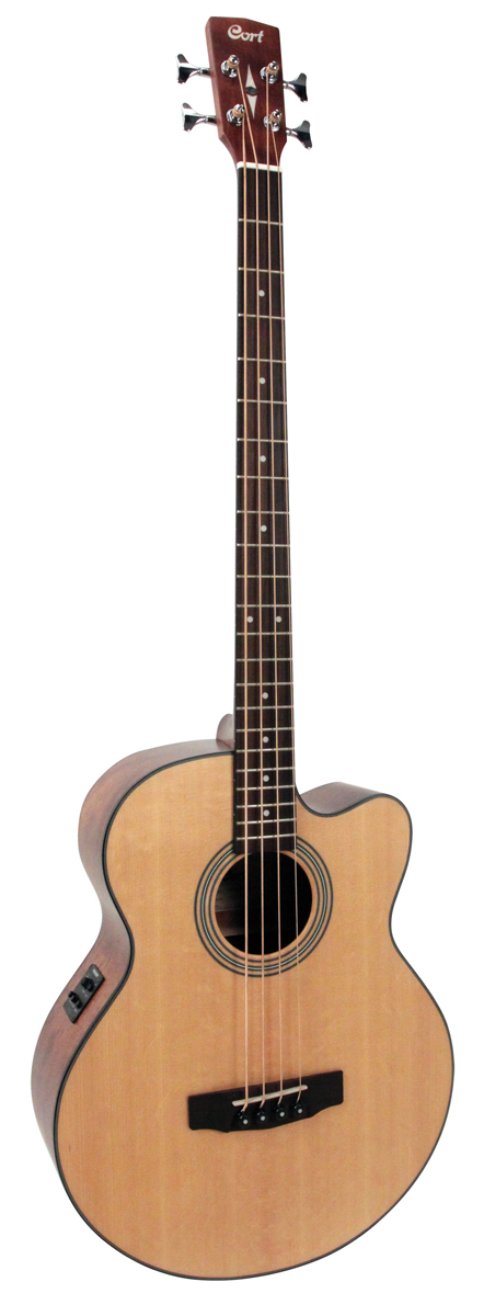 Cort Sjb5f Natural Satin + Housse