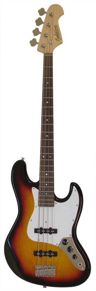 Eagletone Sun State Bass J Sunburst