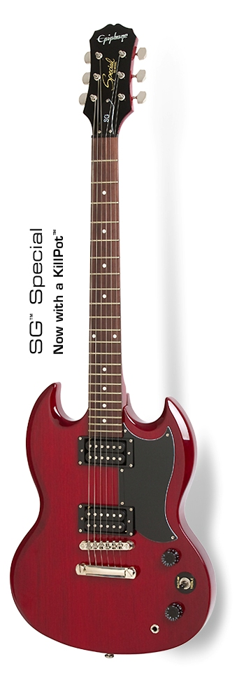 Epiphone Sg Special Cherry