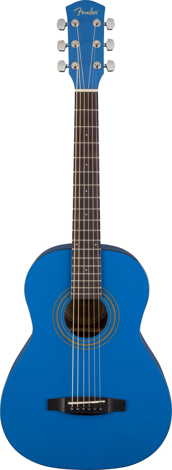 FENDER MA 1 3/4 STEEL STRING GLOSS BLUE