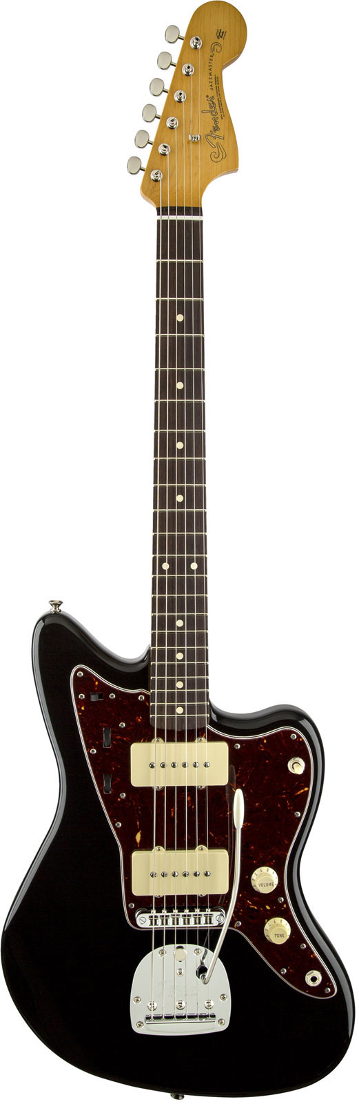 FENDER MEXICAN CLASSIC PLAYER JAZZMASTER BLACK