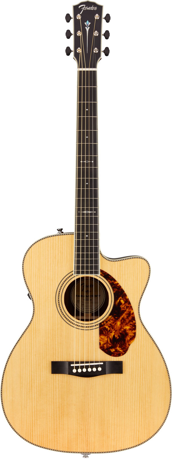 FENDER PM-3 LIMITED EDITION ADIRONDACK TRIPLE-0 ROSEWOOD NATURAL