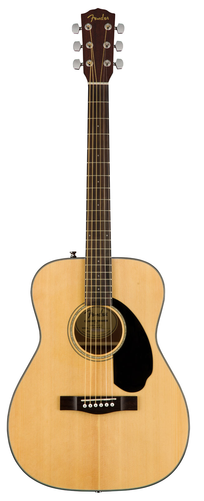 FENDER CC-60S NATURAL