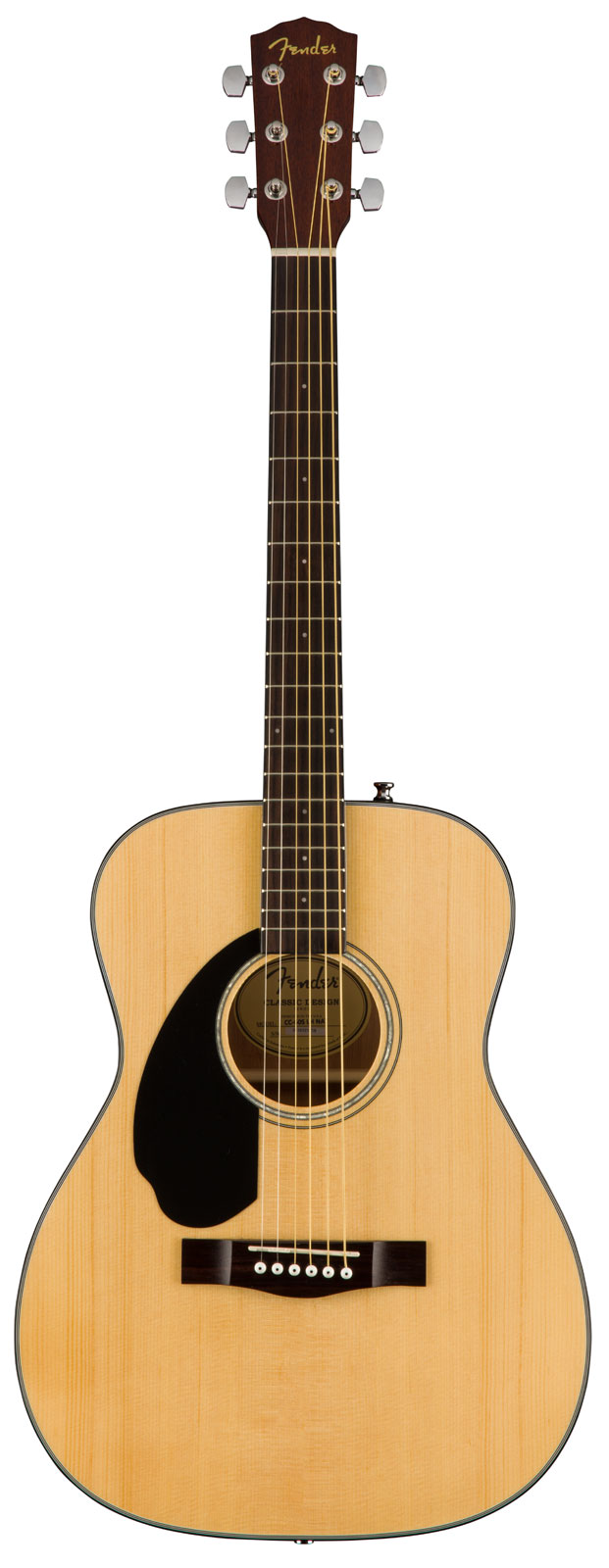 FENDER GAUCHER CC-60S NATURAL