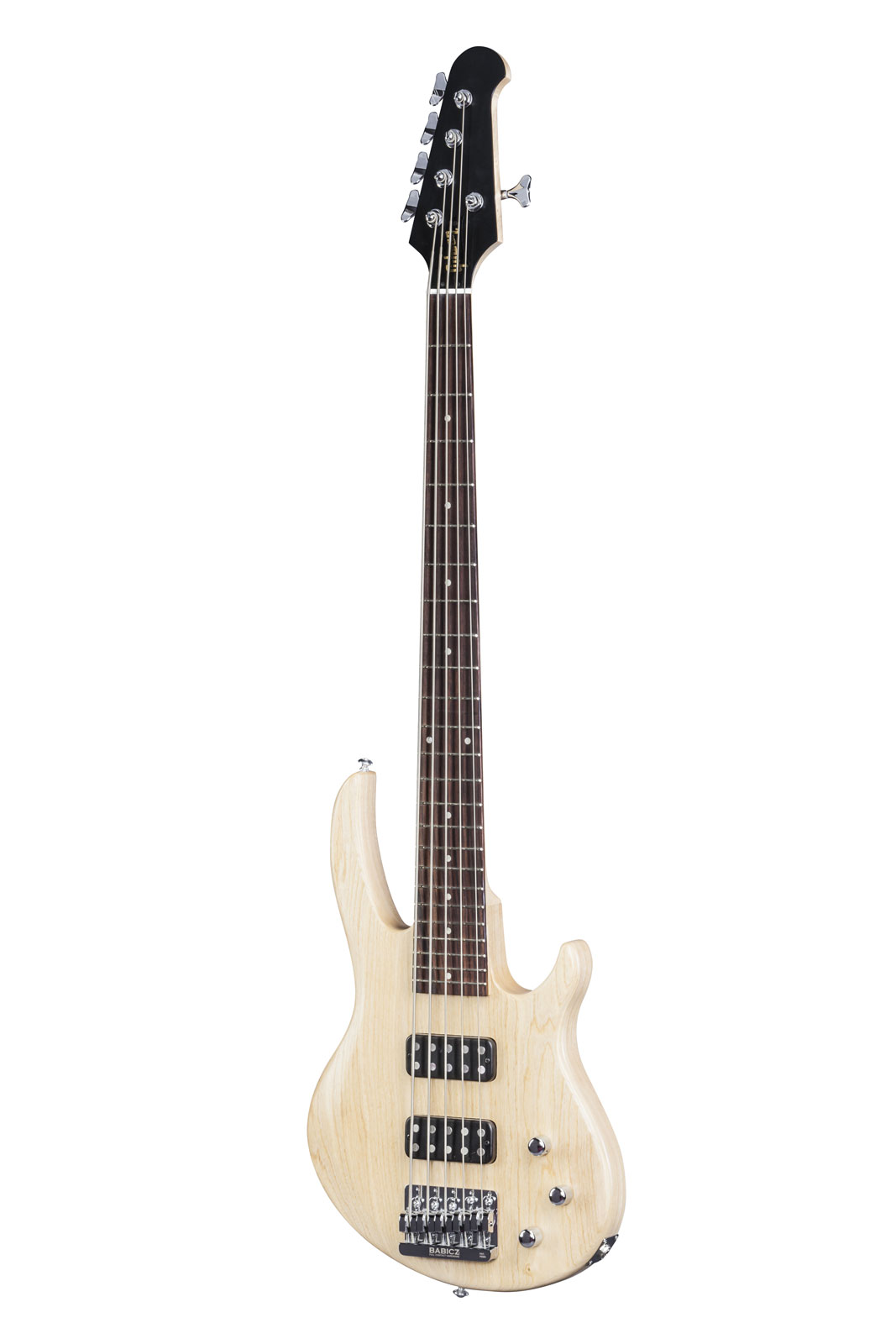 GIBSON EB BASS T 5 STRING 2017 NATURAL SATIN