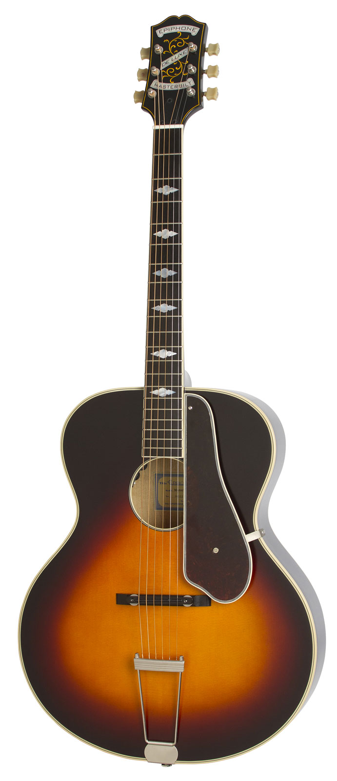 EPIPHONE DELUXE (ROUND HOLE) VS NEW CENTURY COLLECTION 2016