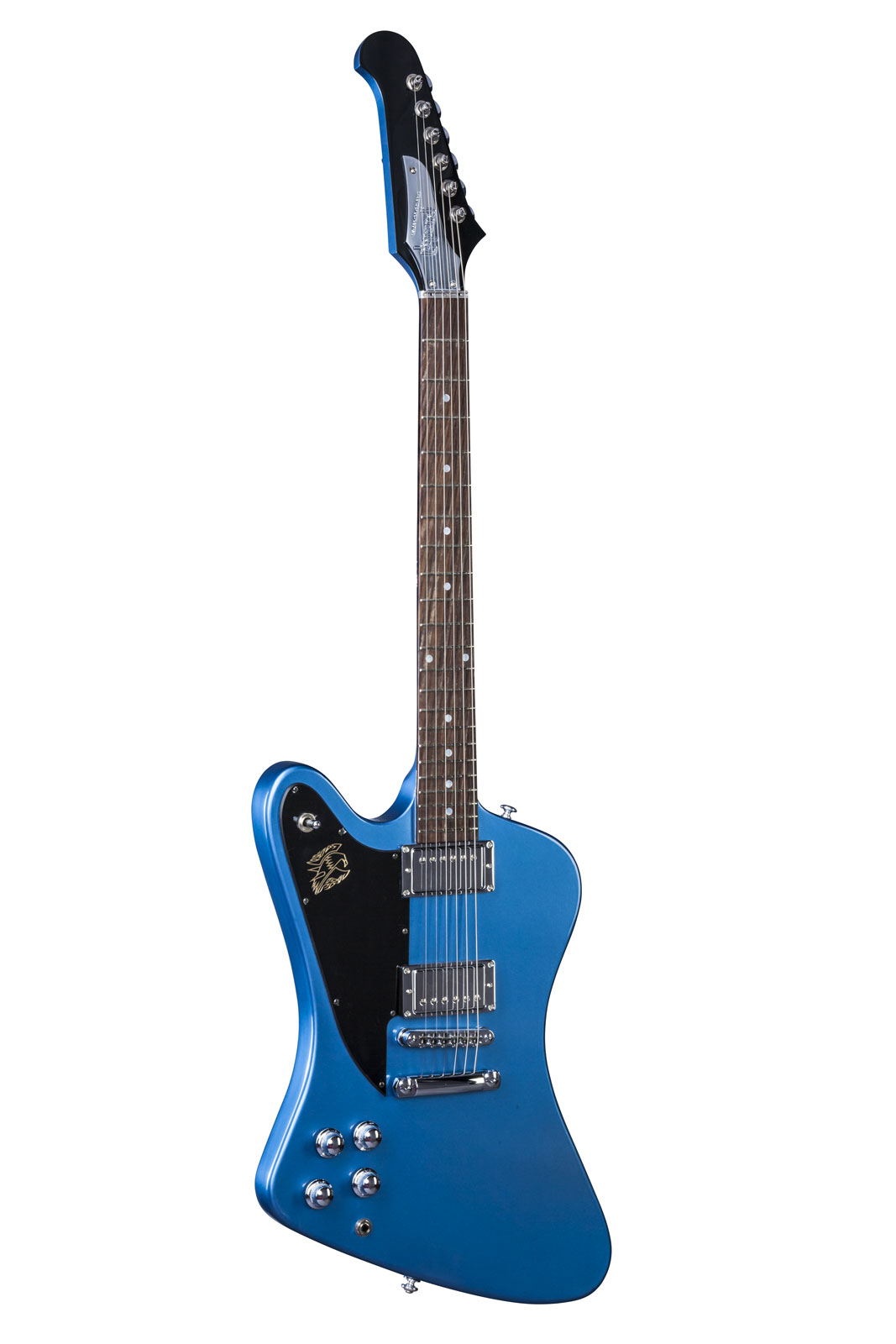 GIBSON GAUCHER FIREBIRD HP STUDIO 2017 PELHAM BLUE