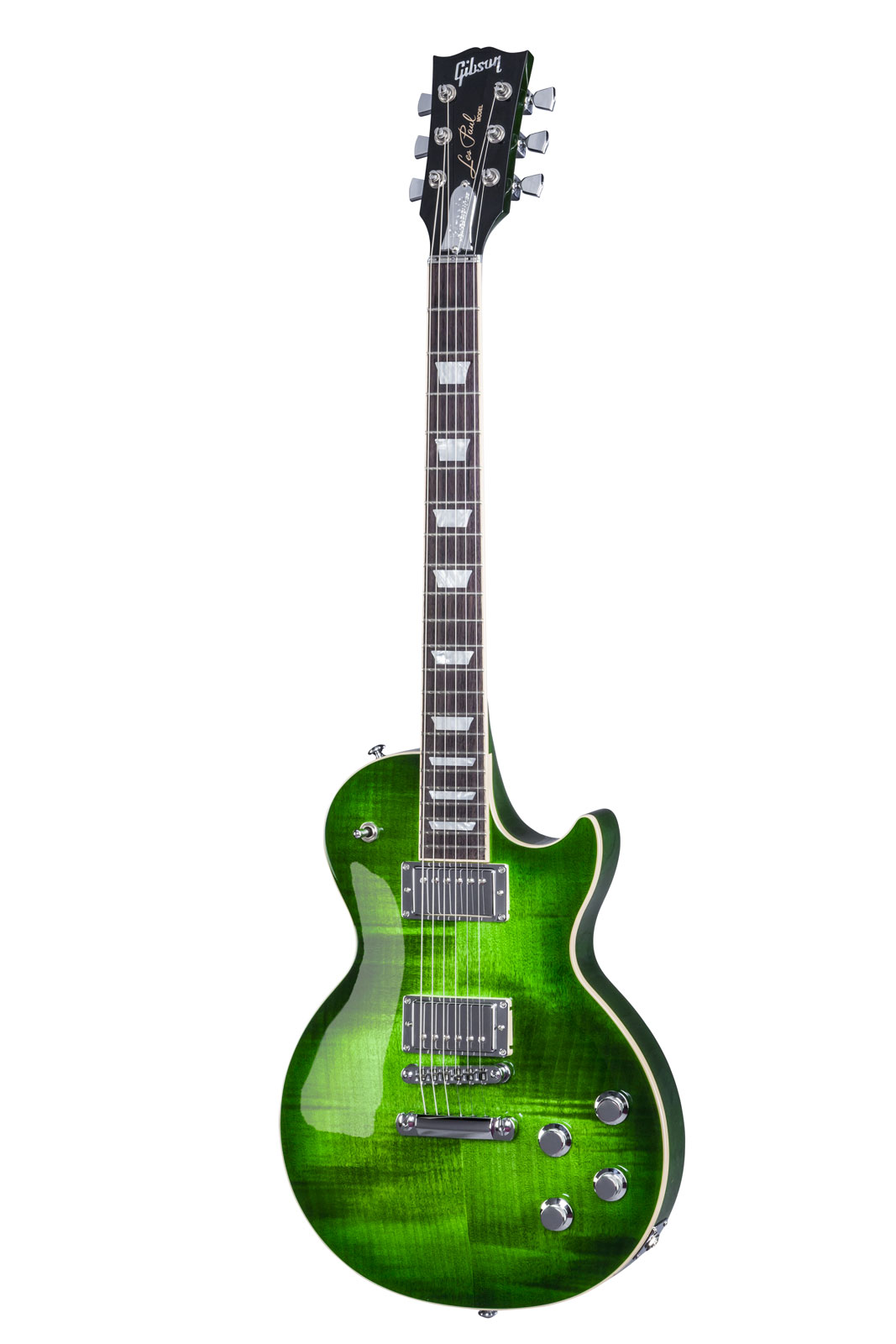 GIBSON LES PAUL HP CLASSIC 2017 GREEN OCEAN BURST