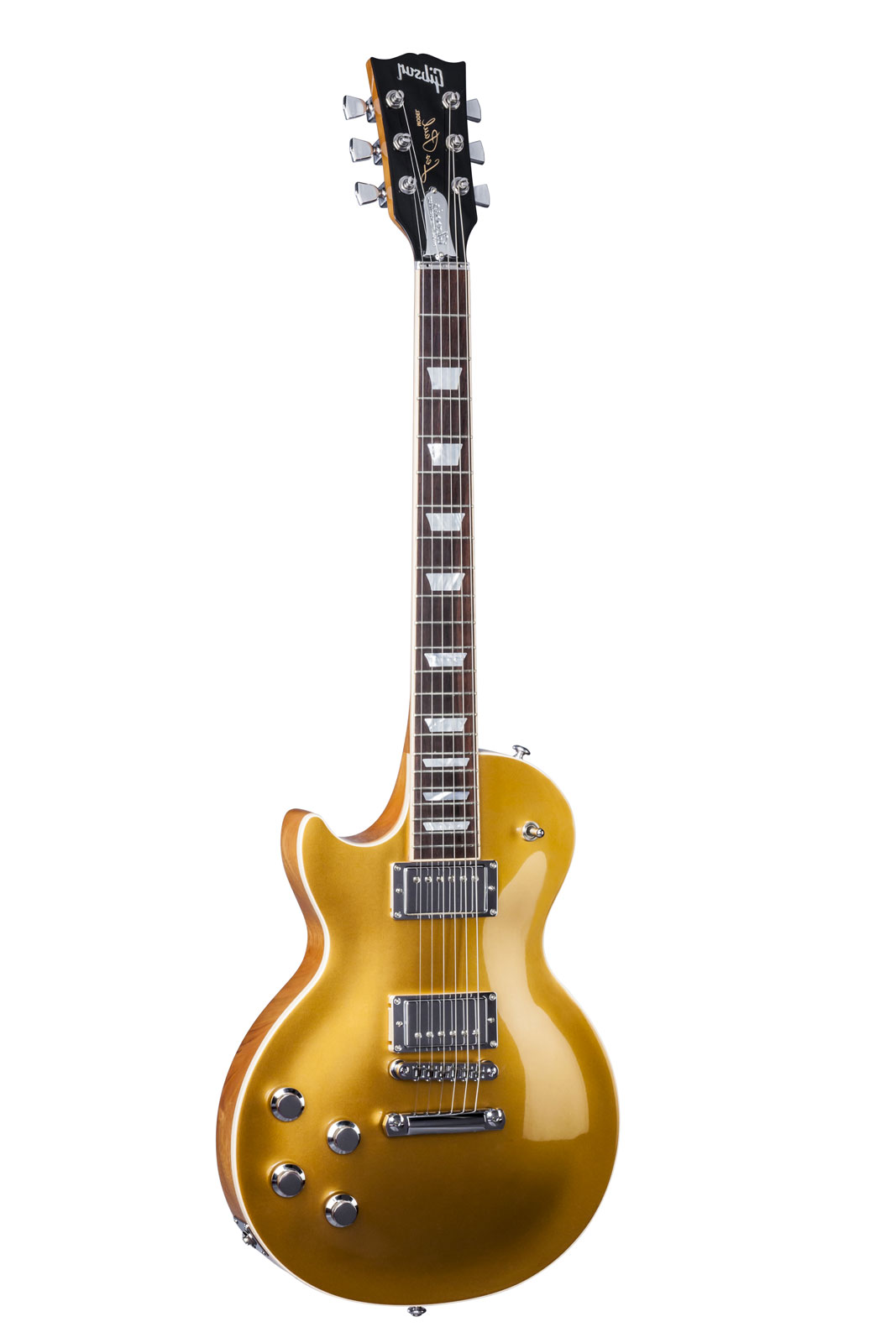 GIBSON GAUCHER LES PAUL HP CLASSIC 2017 GOLD TOP