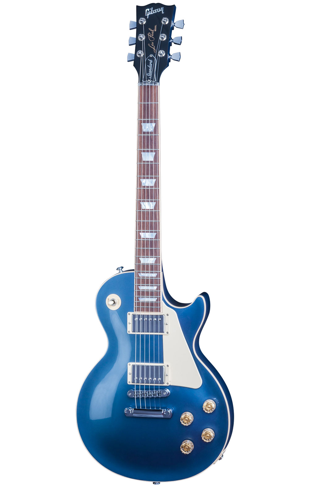 GIBSON LES PAUL LP STANDARD 2016 HP BLUE MIST