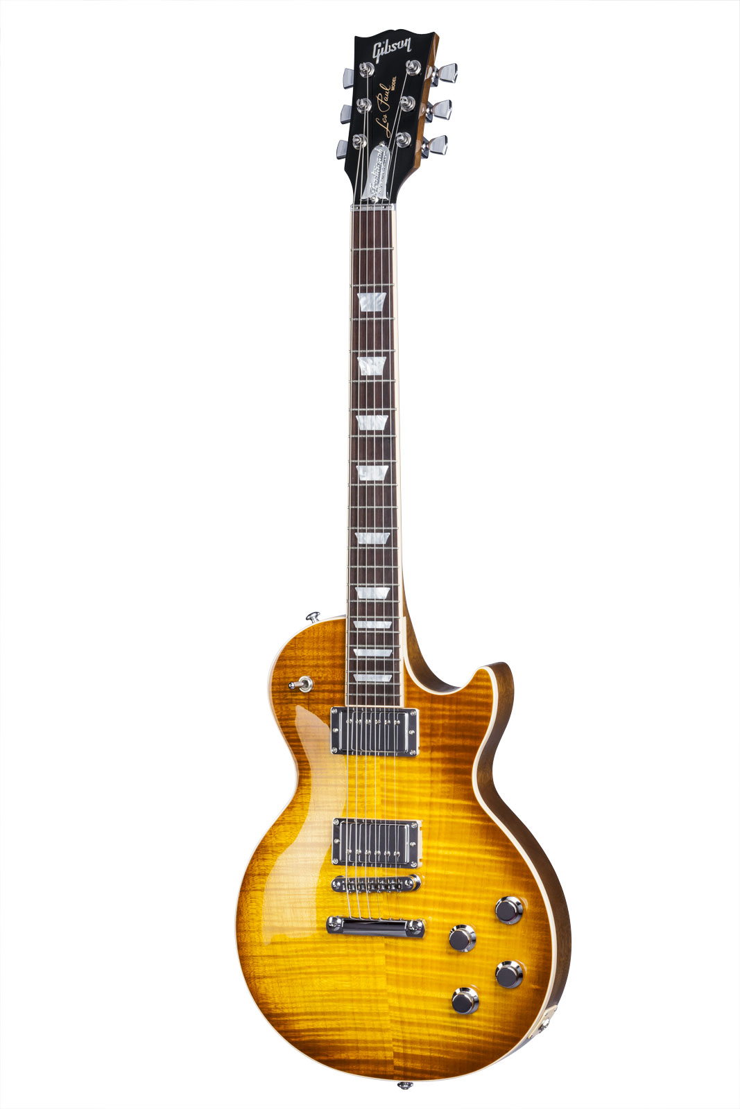 GIBSON LES PAUL HP TRADITIONAL 2017 HONEY BURST