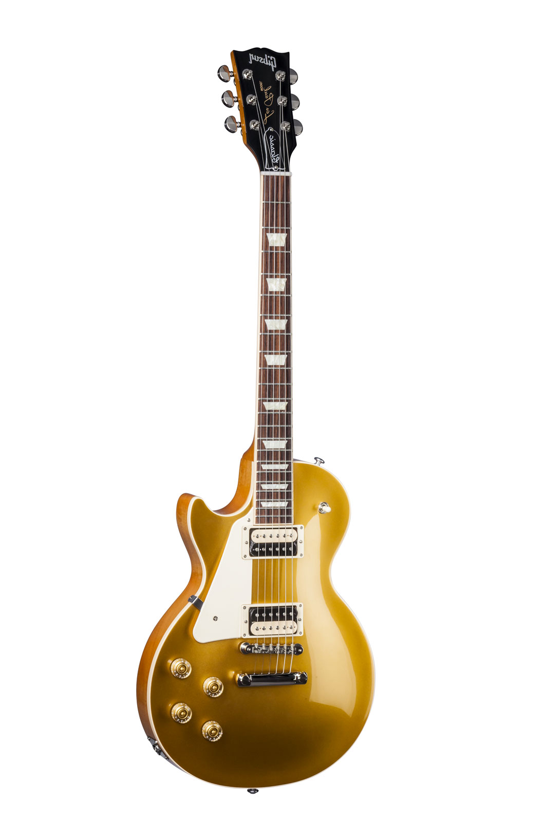 GIBSON GAUCHER LES PAUL T CLASSIC 2017 GOLD TOP