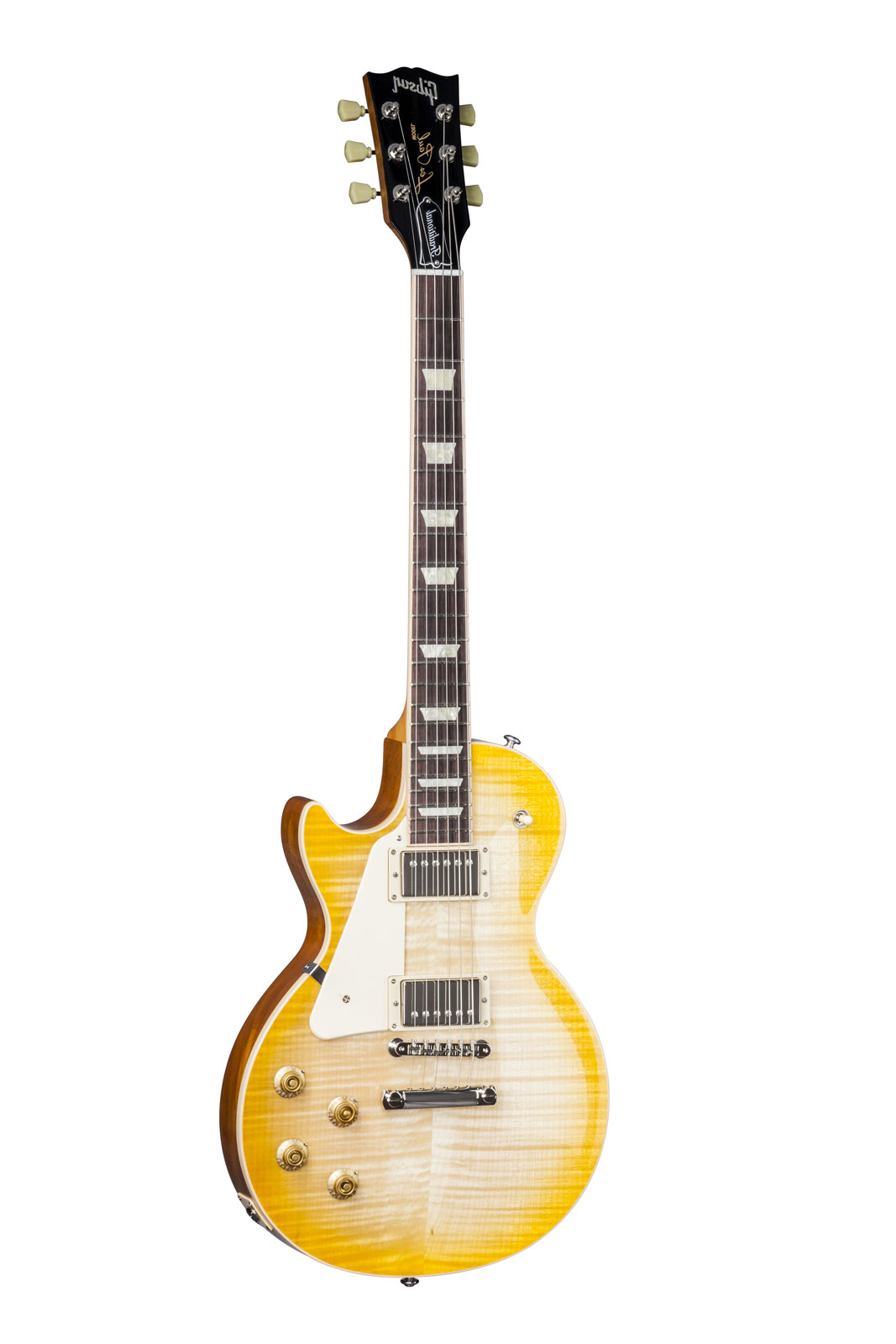 GIBSON GAUCHER LES PAUL T TRADITIONAL 2017 ANTIQUE BURST