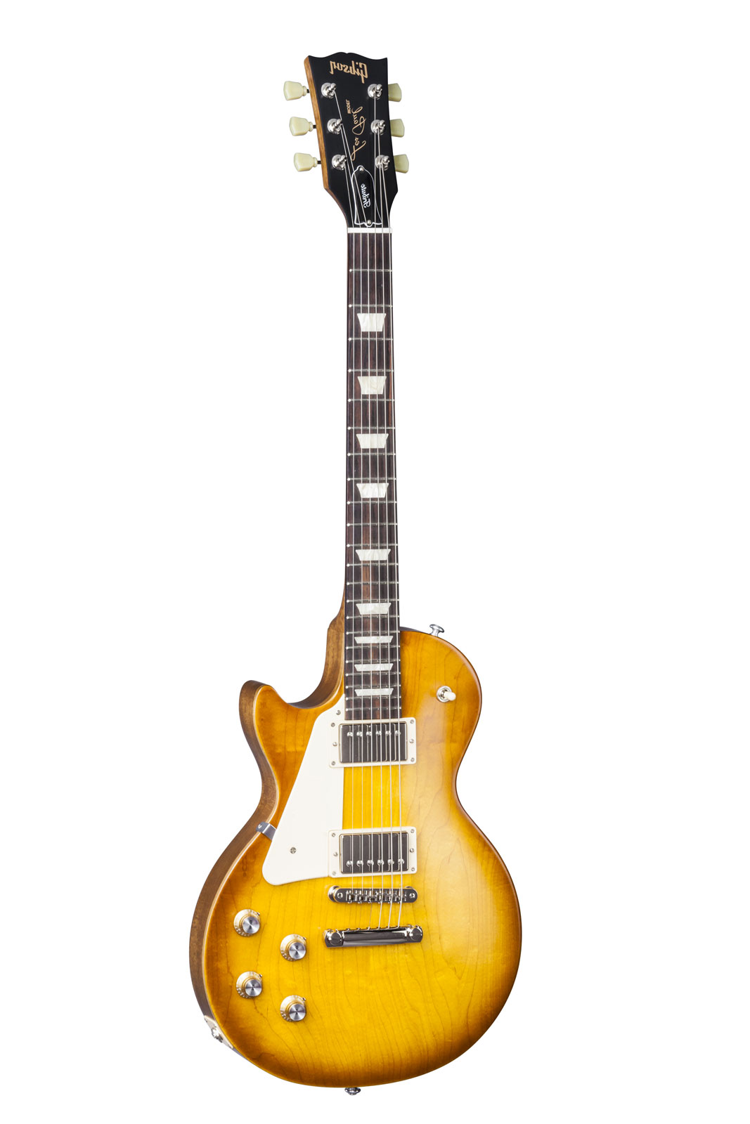 GIBSON GAUCHER LES PAUL TRIBUTE T 2017 FADED HONEY BURST