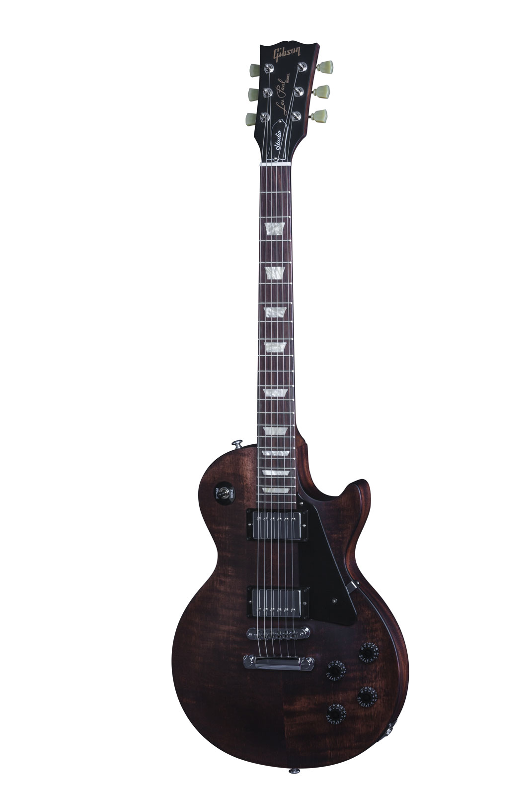 Gibson Les Paul Lp Studio Faded 2016 T Worn Brown + Housse