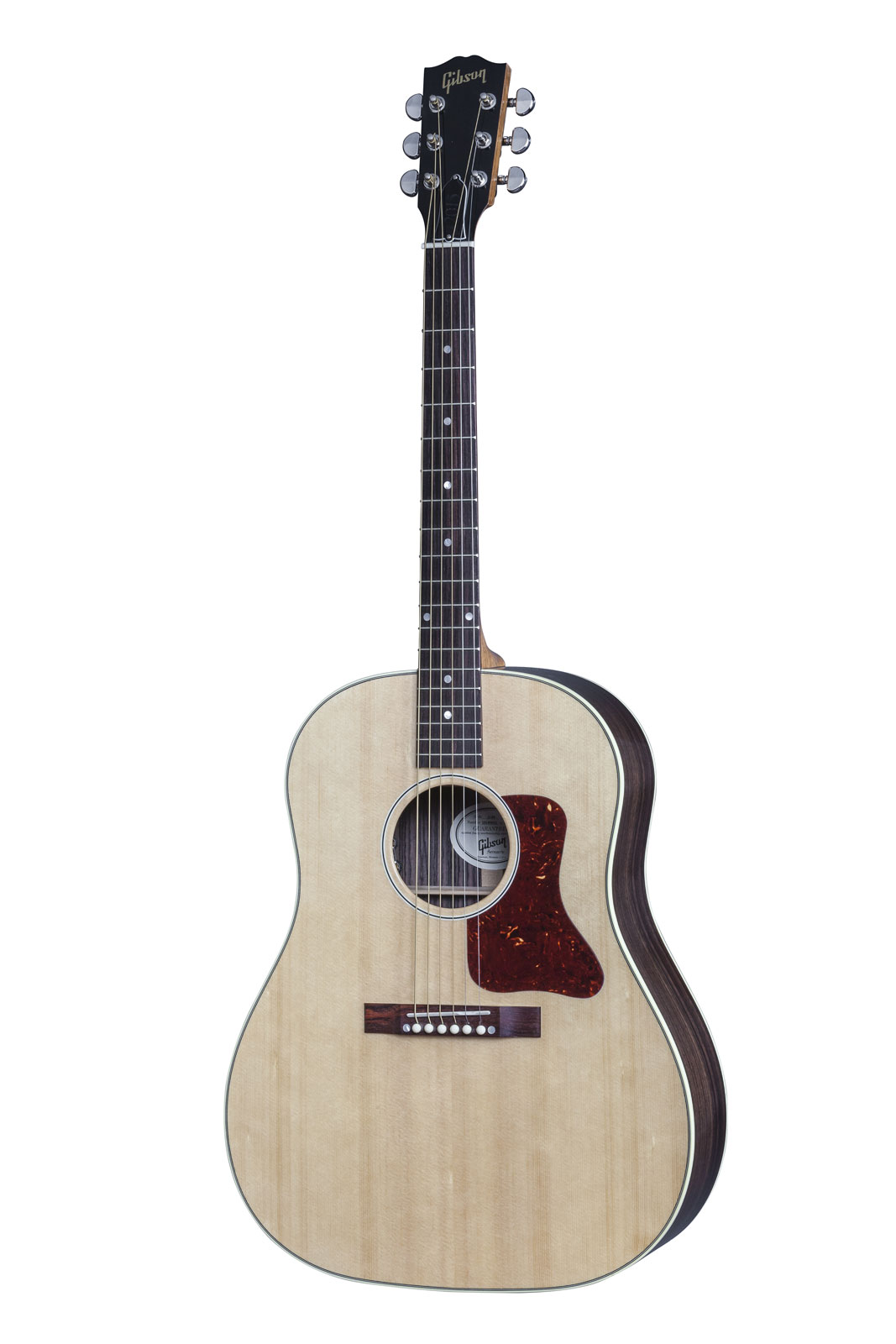 Gibson J29 Standard 2016 Antique Natural + Etui