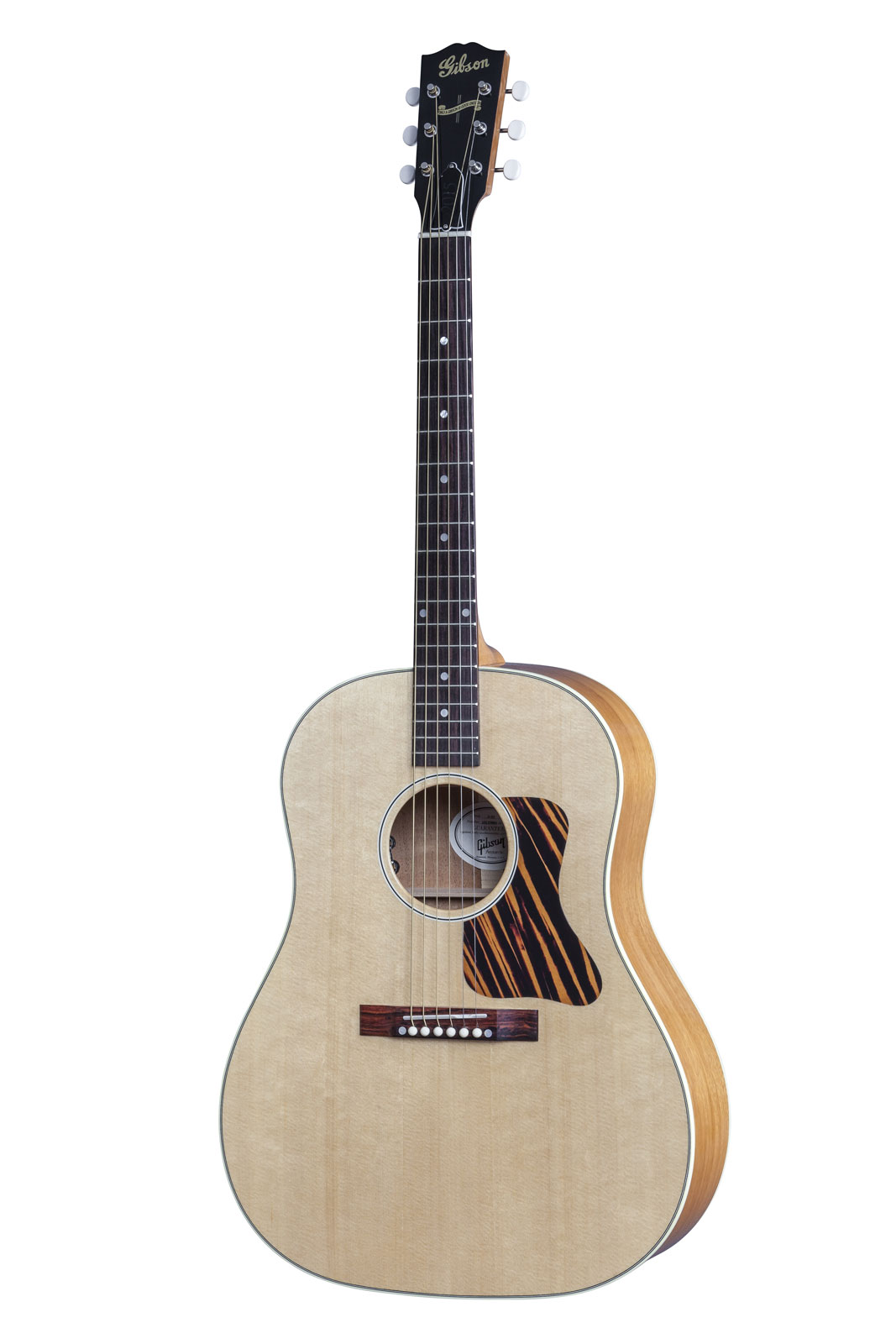 Gibson J35 Standard 2016 Antique Natural + Etui