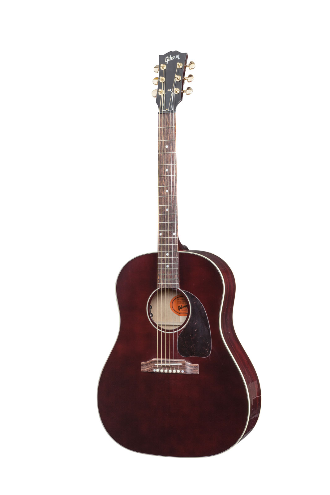 Gibson J45 Wine Red Lmt