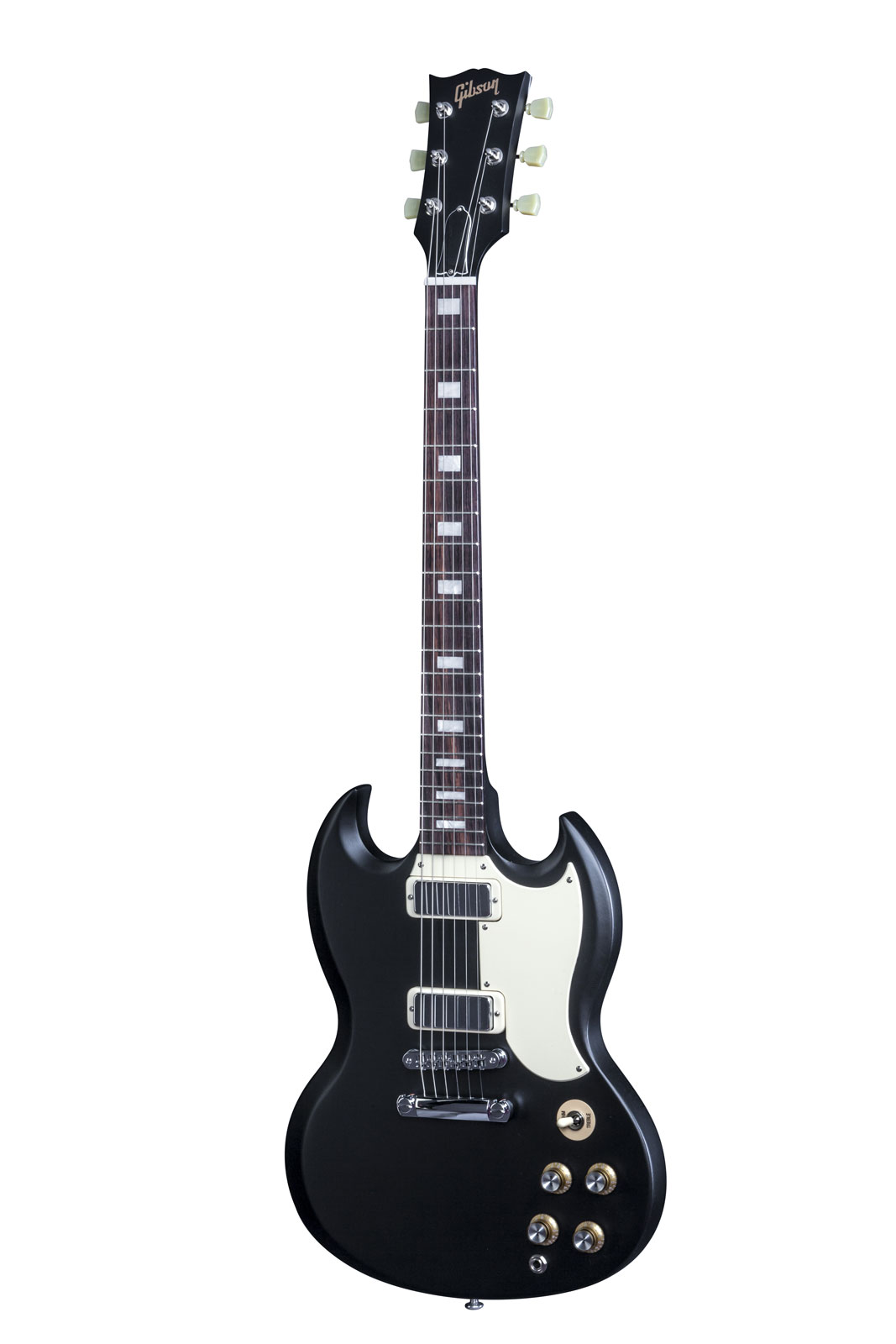 Gibson Sg Special Faded 2016 T Satin Ebony + Housse