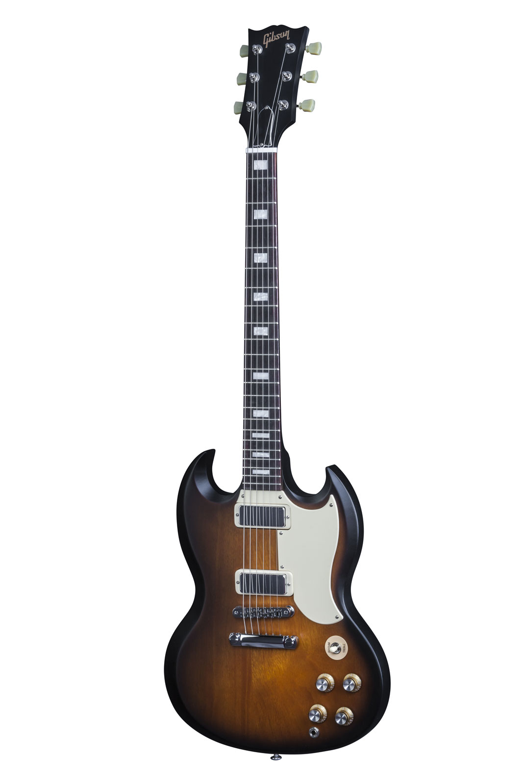 Gibson Sg Special Faded 2016 T Satin Vintage Sunburst + Housse