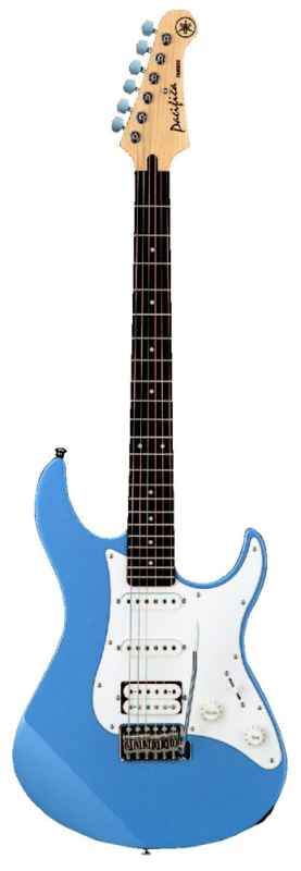 Yamaha Pacifica Pa112j Lake Placid Blue