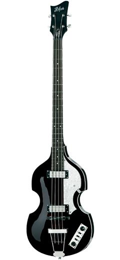 Hofner Ignition Beatles Bass Hi Bb Sb Black