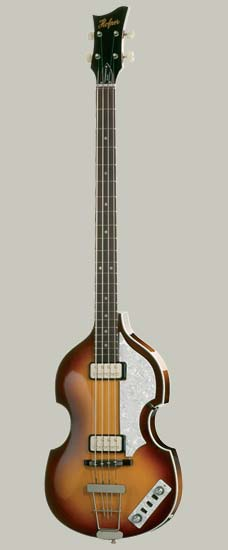 Hofner Contemporary Violon Hct500/1 Sunburst
