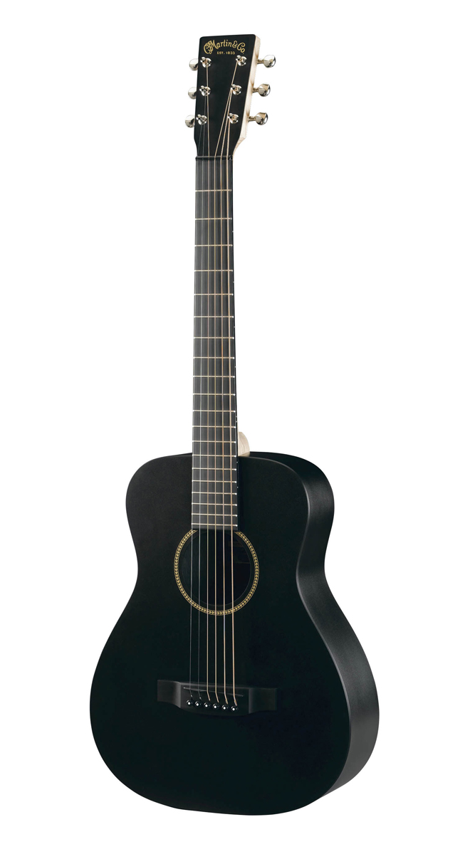 Martin Gaucher Lxbl Guitar Little Black + Housse