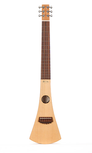 Martin Backpacker Ny Nylon String + Housse