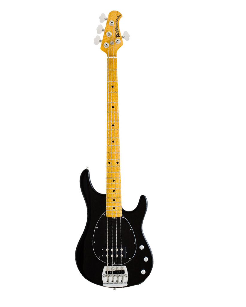 Music Man Sterling Classic Collection Mn Black