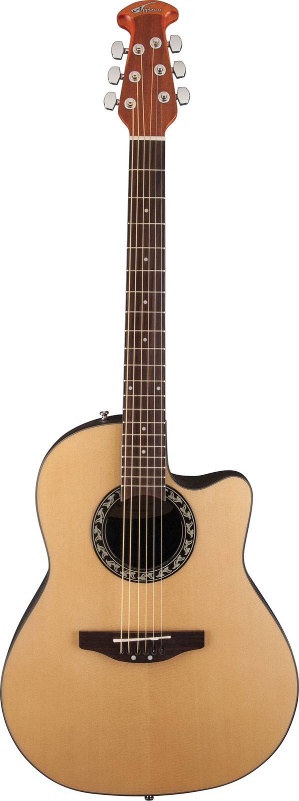 OVATION APPLAUSE BALLADEER AB24A4 NATURAL