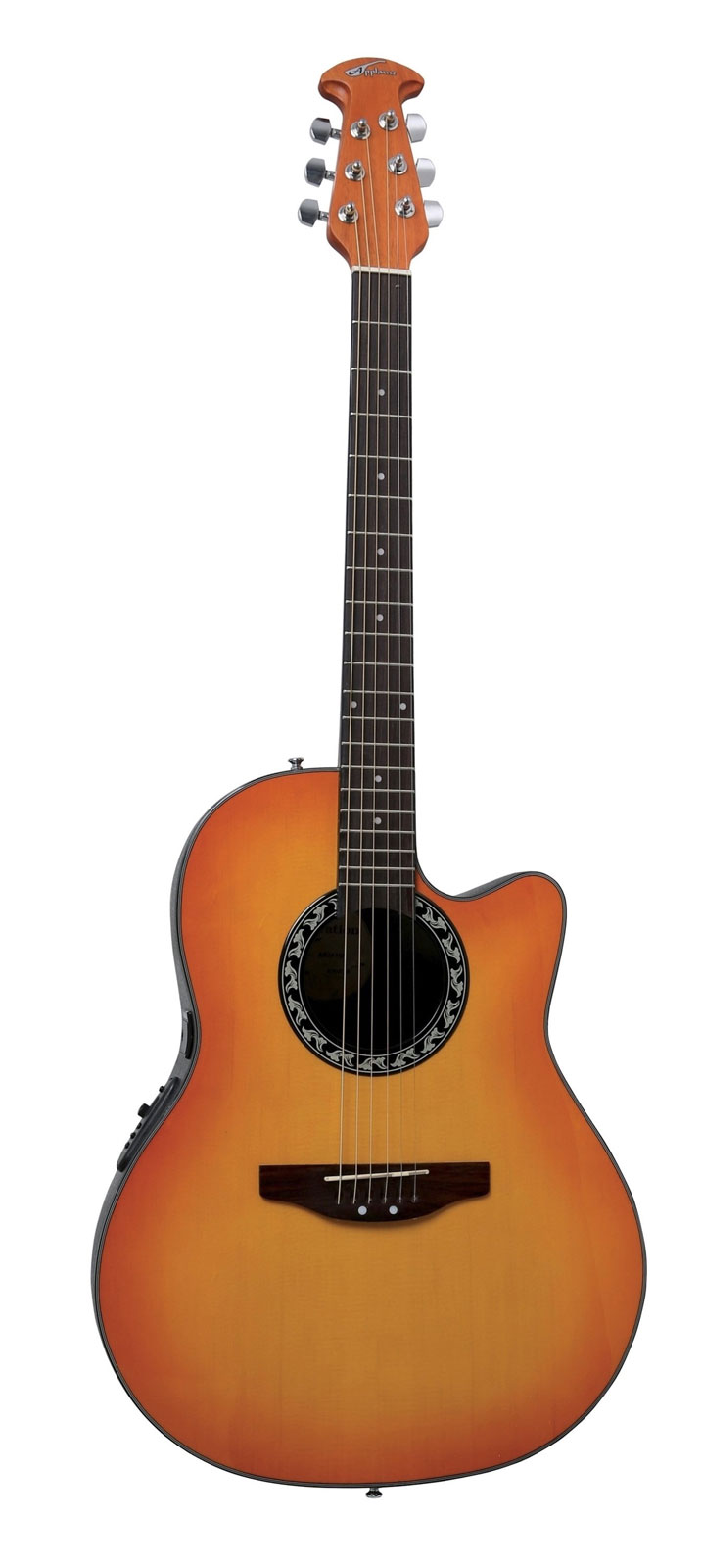 OVATION APPLAUSE BALLADEER AB24HB HONEY BURST