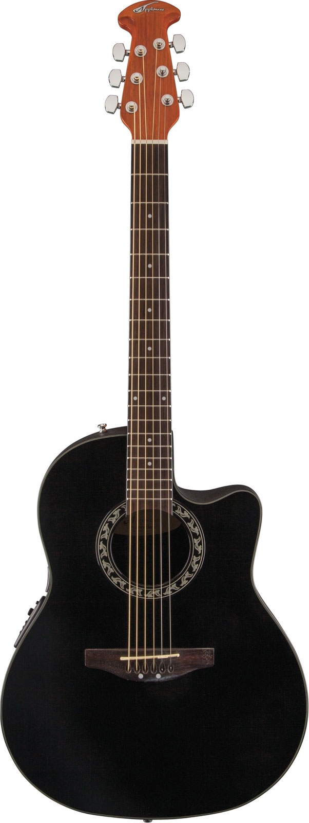 OVATION APPLAUSE BALLADEER AB245 BLACK