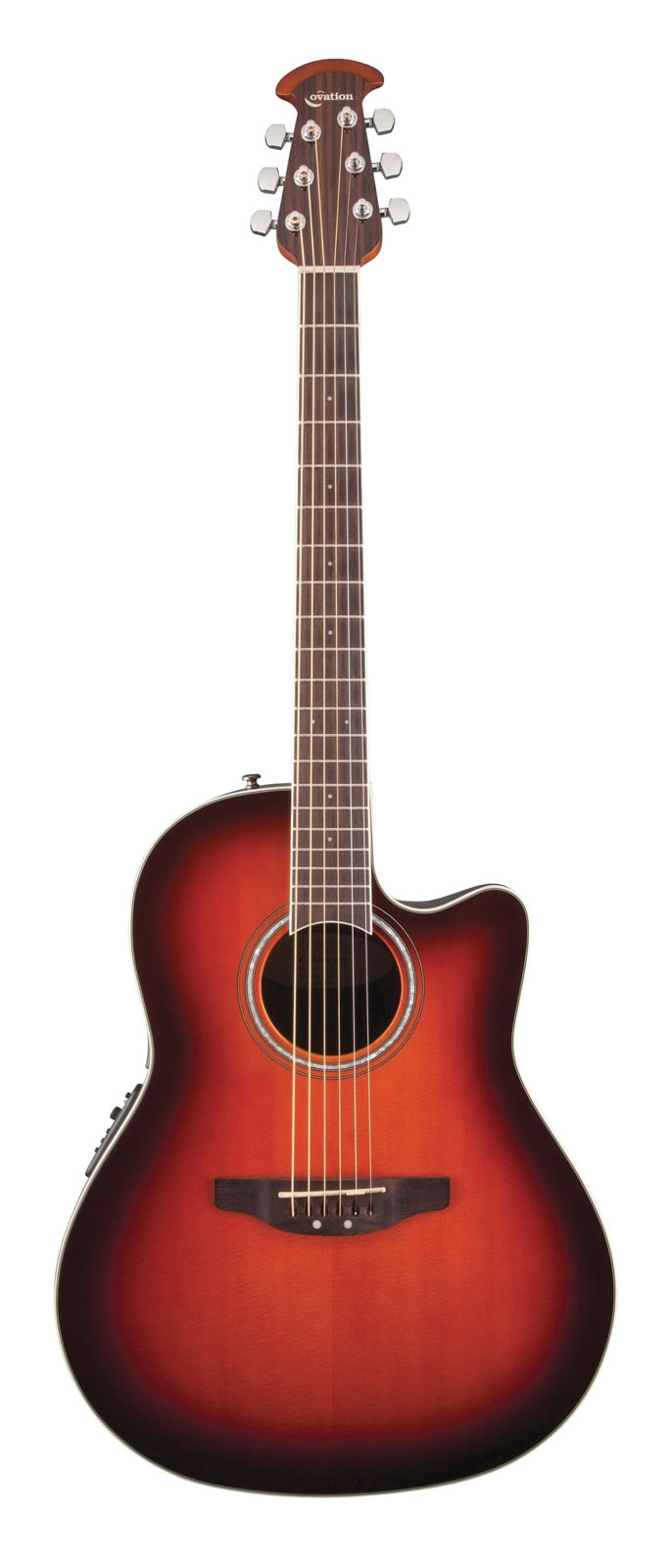 OVATION CELEBRITY STANDARD CS241 SUNBURST